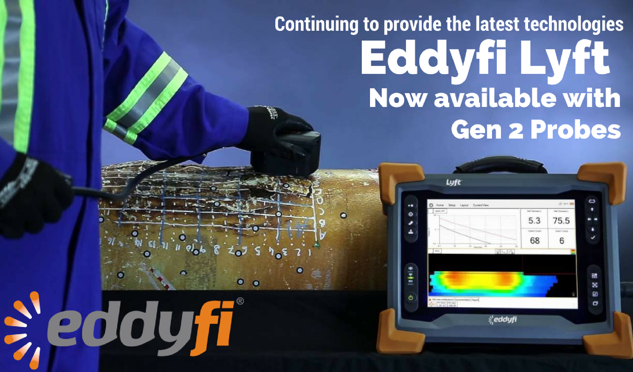 OCEANSCAN IS PROUD TO CALL THEMSELVES EDDYFI'S PREFERRED RENTAL PARTNER