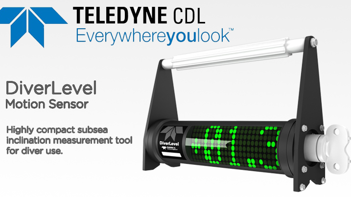 TELEDYNE CDL DIVER LEVEL NOW AVAILABLE FOR HIRE