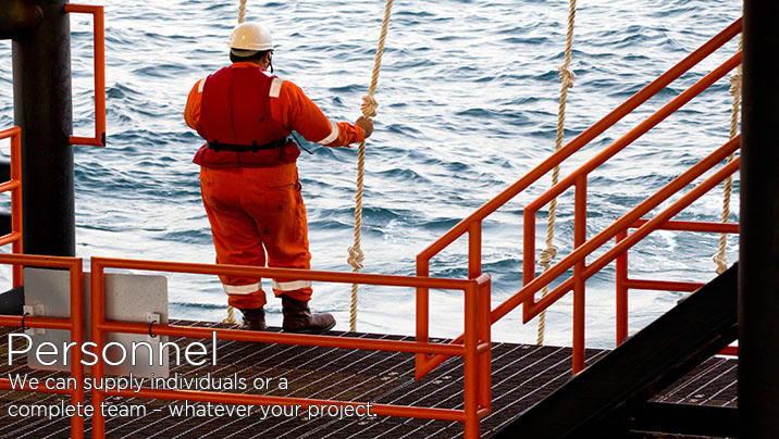 LET OCEANSCAN BE YOUR SOURCE FOR QUALITY PERSONNEL