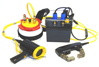 ASAMS 12 UNDERWATER MAGNETIC PARTICLE INSPECTION SYSTEM