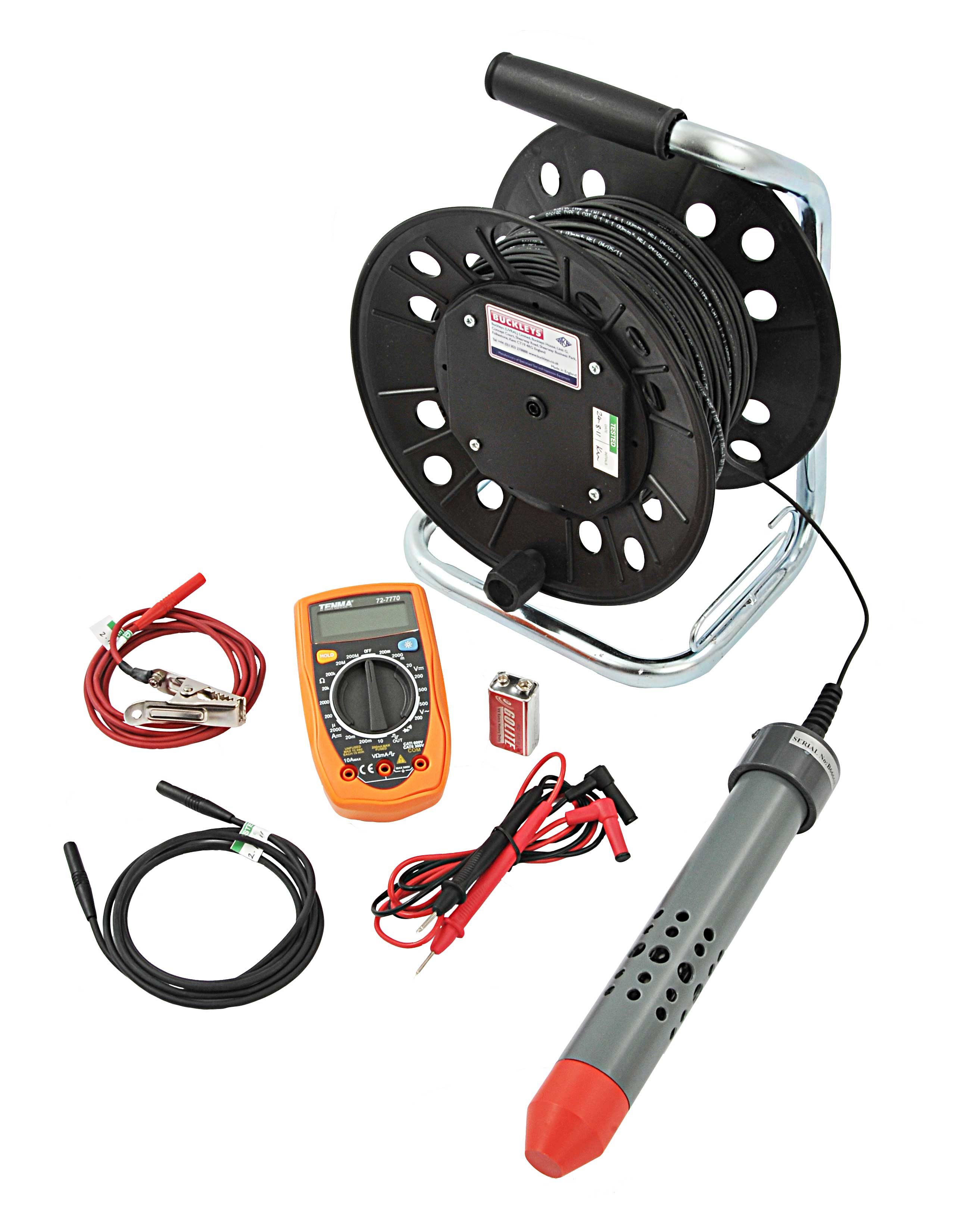 BUCKLEY'S MARINE SURVEY KIT
